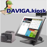 DAVIGA.kiosk